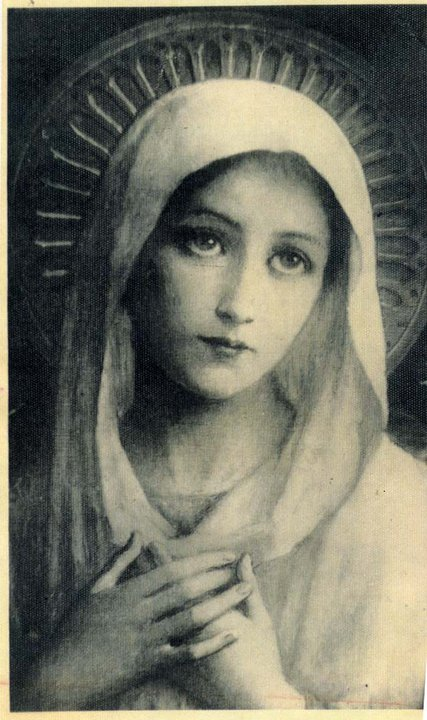 blessed virgin mary - photo #16
