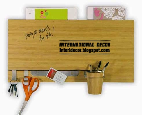 table note for compartment storing paper, storage furnitur