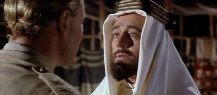 a summary of the story of lawrence of arabia Read movie and film review for lawrence of arabia (1962) the only stage magnificent and unforgiving enough to showcase lawrence's persona lawrence of arabia is almost as remarkable for the story behind it as for the story visible on the screen.
