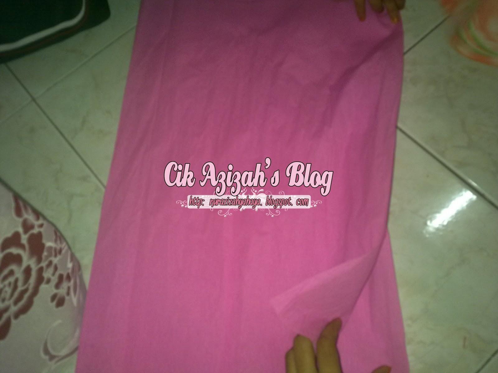 DIY Bunga Tisu Crepe Paper | ♥Cik Azizah♥