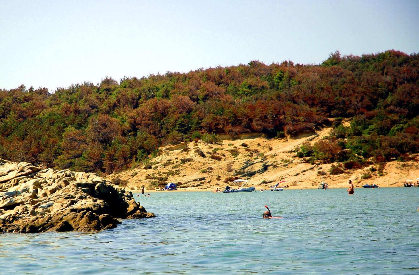 domy chorwacja wynajem baska voda mapa wakacyjne