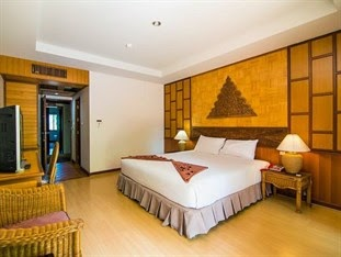 100 Islands Resort, Surat Thani guest room