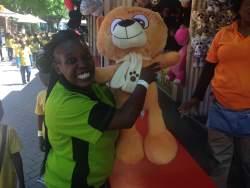 Win a Teddy
