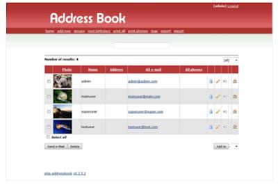 Crea tu libro de visitas web.