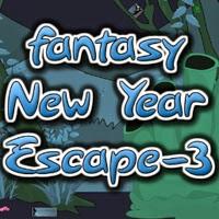 Wow Fantasy New Year Escape 3