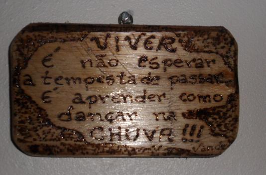 Adesivo Para Envelopamento De Fogão ~ Frases Inteligentes Artesanato em Madeira Pirografia