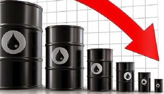 Precio internacional del petróleo