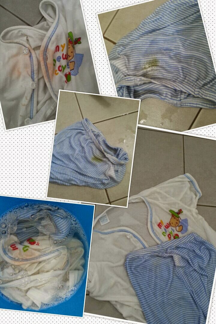 Cuci Baju Baby Dengan Basic H2