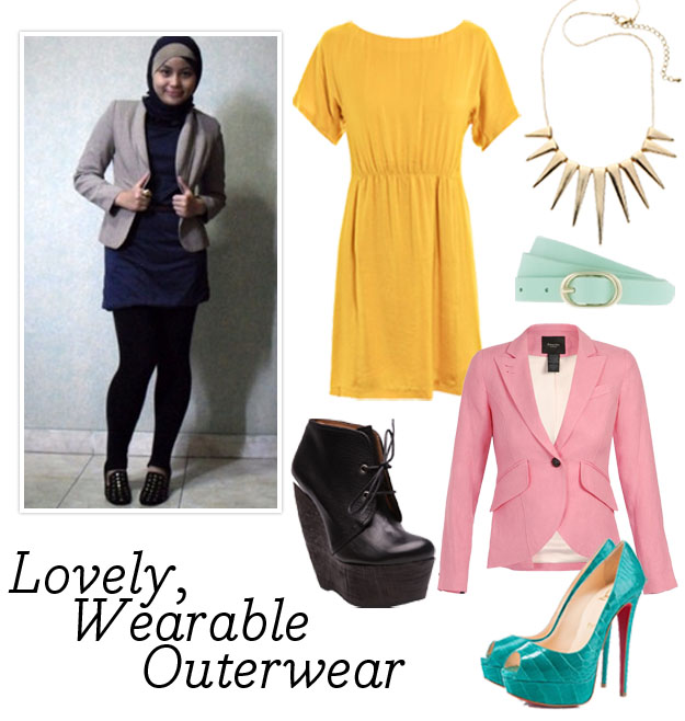 Fashion Like You Want Formal Hijab Style