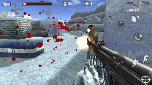 Dead Strike 3D full apk