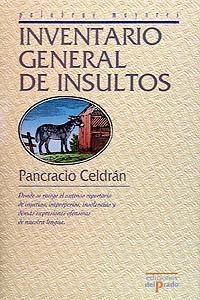 Descarga: Inventario general de insultos - Pancracio Celdrán