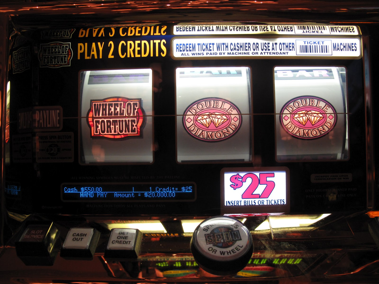 michigan high limit slot jackpots on video