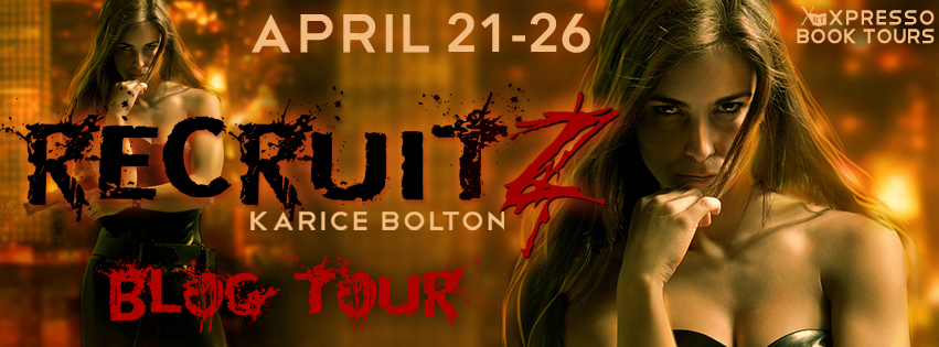 RecruitZ Blog Tour and Giveaway