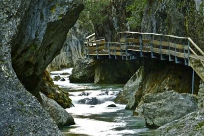 Senerismo - subida al nacimiento del Río Borosa -curiosidades