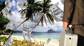 Paraísos fiscais e multimilionários