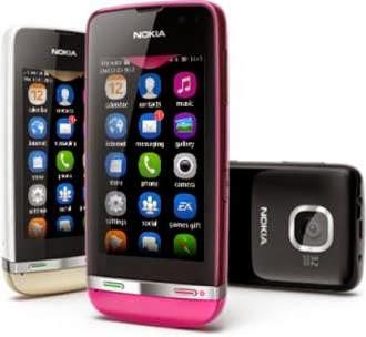 Harga Nokia Asha 311