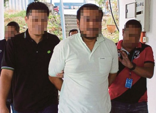 Anggota pengganas 'Imam Mahdi' ditahan