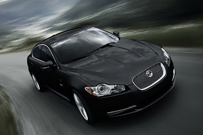 Jaguar XF Petrol R V8 Car Black Wallpaper