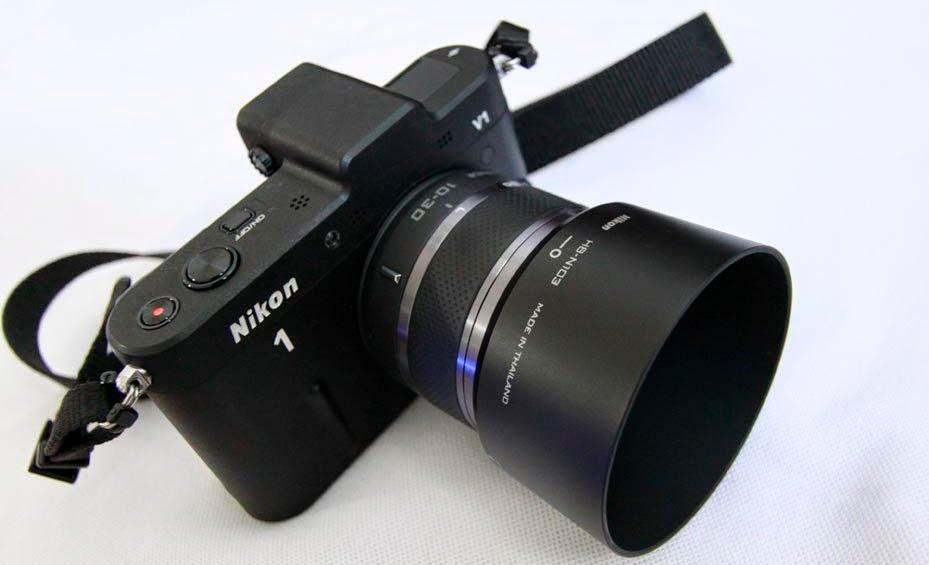 Review, Spesifikasi dan Harga Kamera Mirrorles NIKON 1 V1