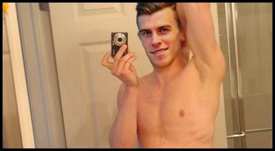 Gareth Bale Naked Selfie