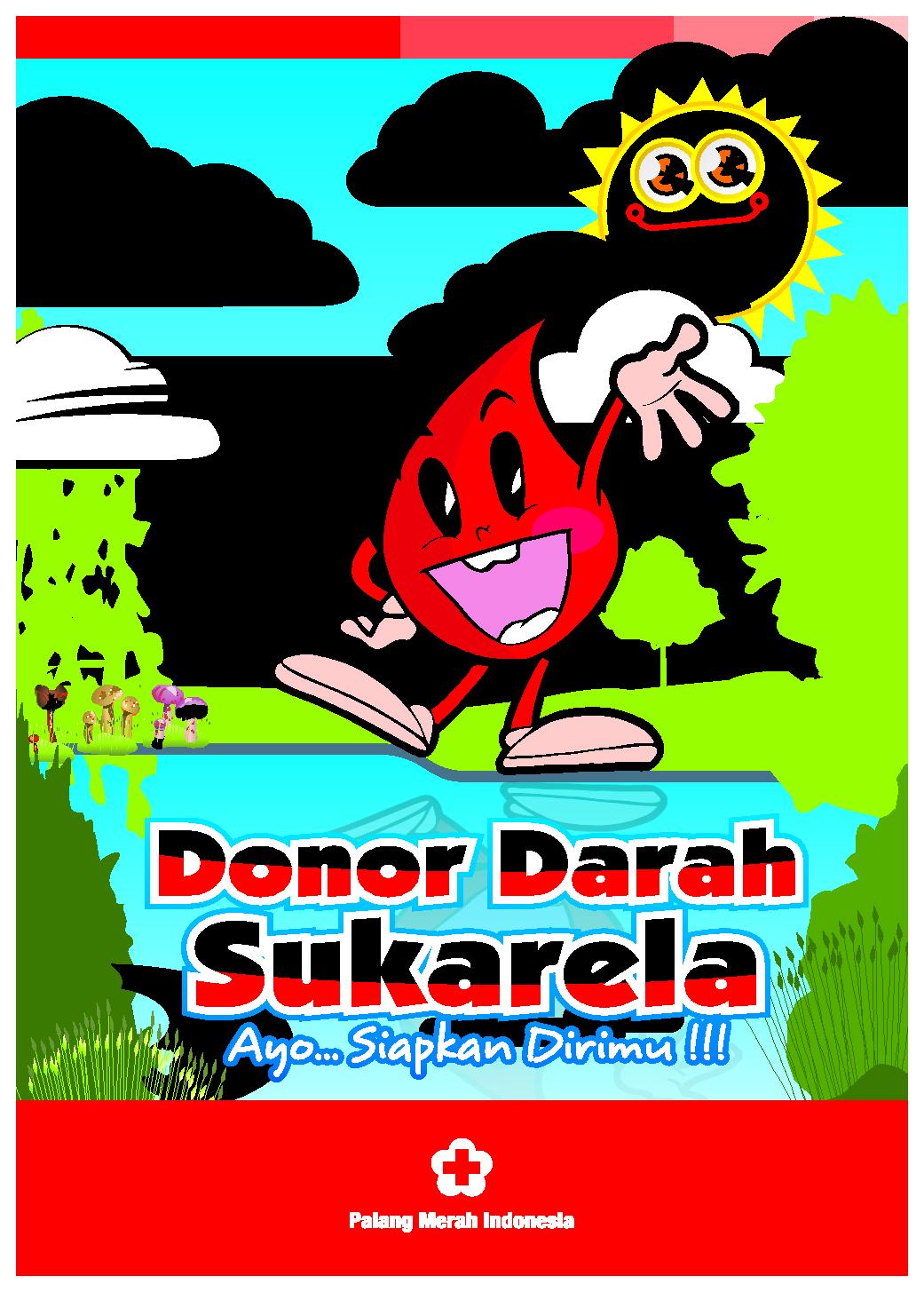 Jadikan Donor Darah sebagai Gaya Hidup, Manfaat Donor Darah Bagi Tubuh dan Kesehatan, Keuntungan Donor Darah, PMI, PMR, KSR, Palang Merah Indonesia