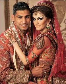 Amir-Khan-Wedding-Faryal-Makhdoom