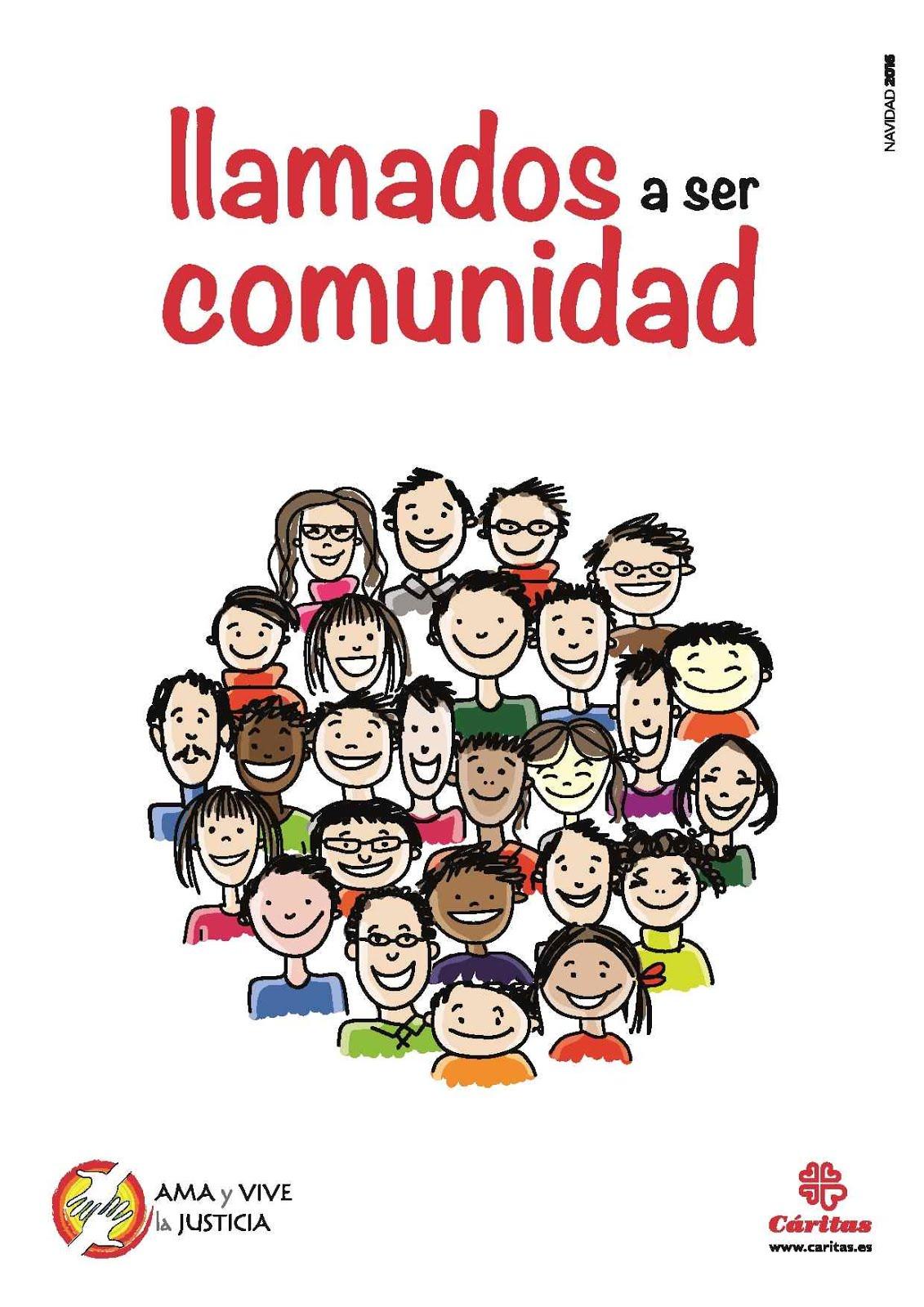 'LLAMADOS A SER COMUNIDAD'