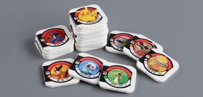 pokemon tretta arcade sala giochi gettoni carte pokèmon