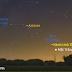 Thử thách quan sát dành cho bạn vào chiều 25/10 : quan sát hành tinh Thổ tỏa sáng thấp gần đường chân trời