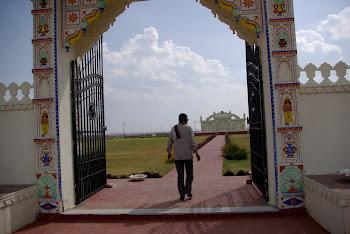 INDIA 2011: Temple