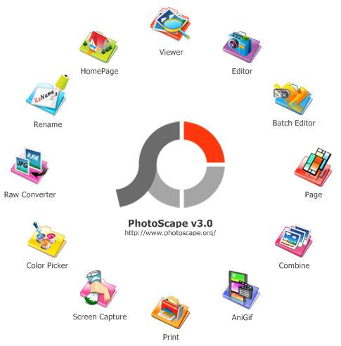 برنامج فوتو سكيب 2014 download photo scape