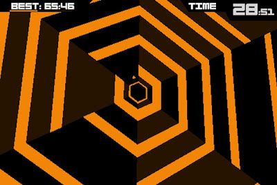 Download Super Hexagon Apk Game android