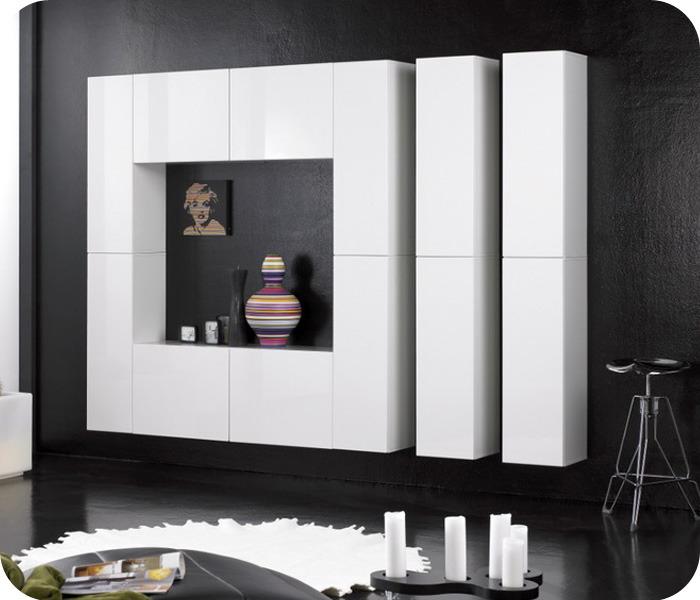 tú preguntas! cómo conseguir un mueble de salón de diseño como el ... - Muebles De Diseno Salon