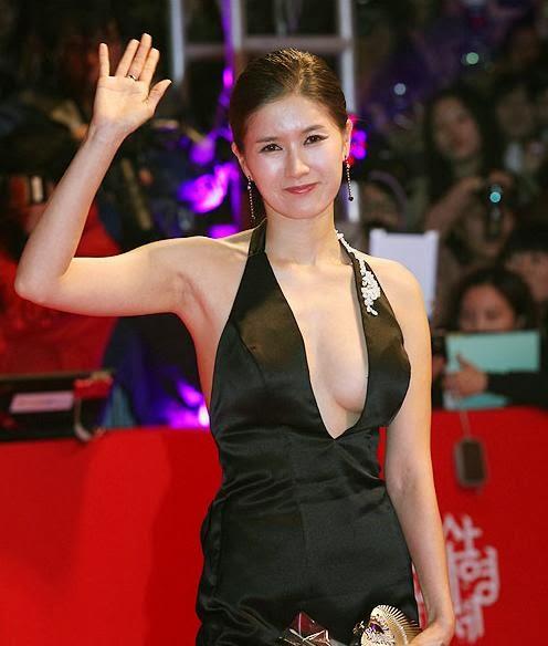 Jiseongwon (지성원) at 16th Busan International Film Festival (BIFF) opening ceremony