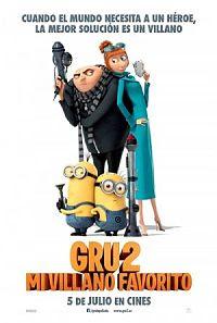 Gru 2 - mi villano favorito (2013) Online