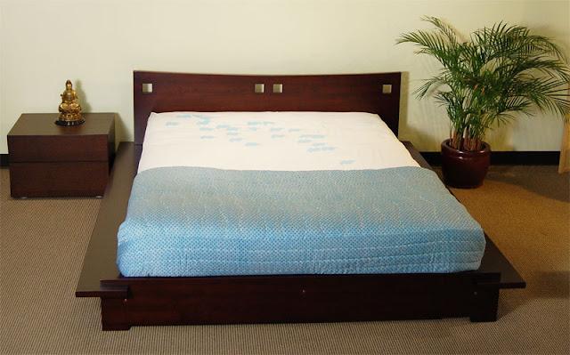 Japanese Style Platform Beds (7 Image)