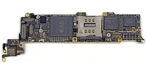 "Apple No Longer Requires Samsung's ""Brain"""