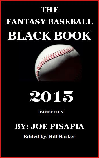 Fantasy Baseball Black Book '15 for Apple Devices!