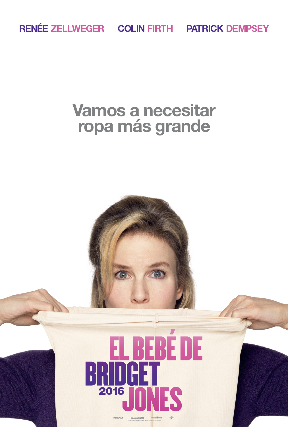 Bridget Jones Baby (El bebé de Bridget Jones)