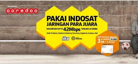 Cara Daftar Paket Unlimited Harian Indosat Ooredoo