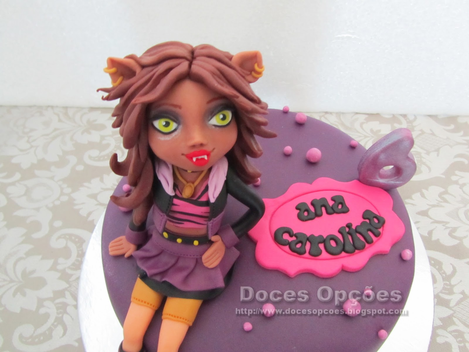 bolo Clawdeen monster high