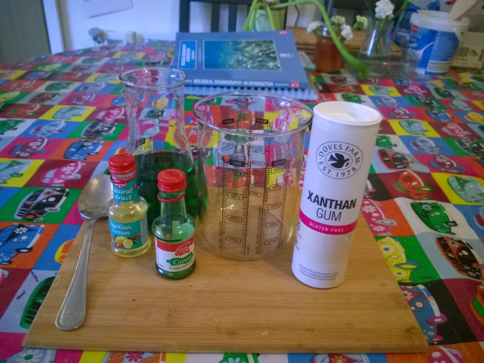 Xanthan Gum Recipes The Maz Shack (...