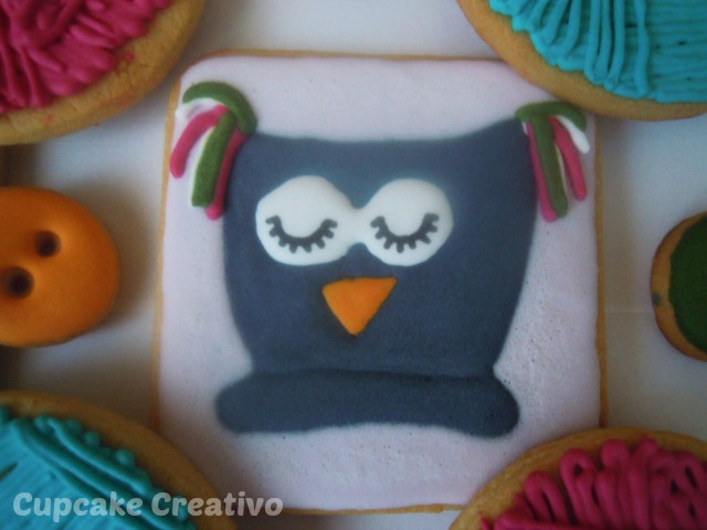 Galletas decoradas Intercambio Artesano