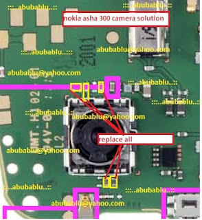 Nokia Asha 300 Camera Not Working Repair Solution