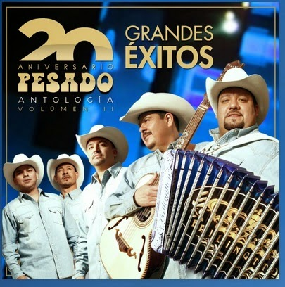 grupo pesado te quiero te amo dvd version: