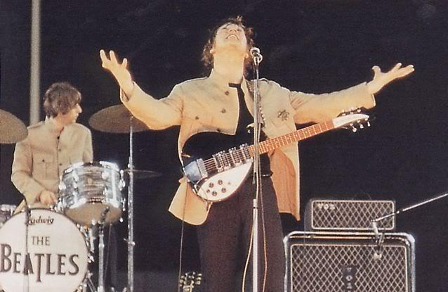 Larry Halloway Beatle Teen Beat