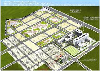 Mua bán nền nhà phố Khu Dân Cư Lan Anh 1 - Bà Rịa Vũng Tàu