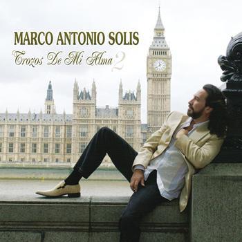 cover Marco Antonio Solis trozos de mi alma 2, portada disco trozos de mi alma 2 Marco Antonio Solis