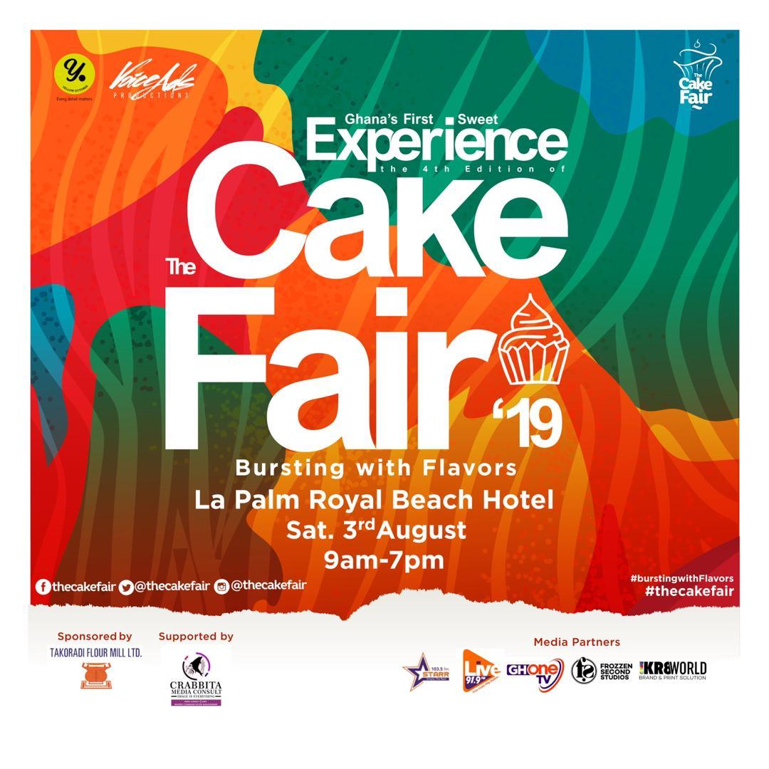 The Cake Fair 2019