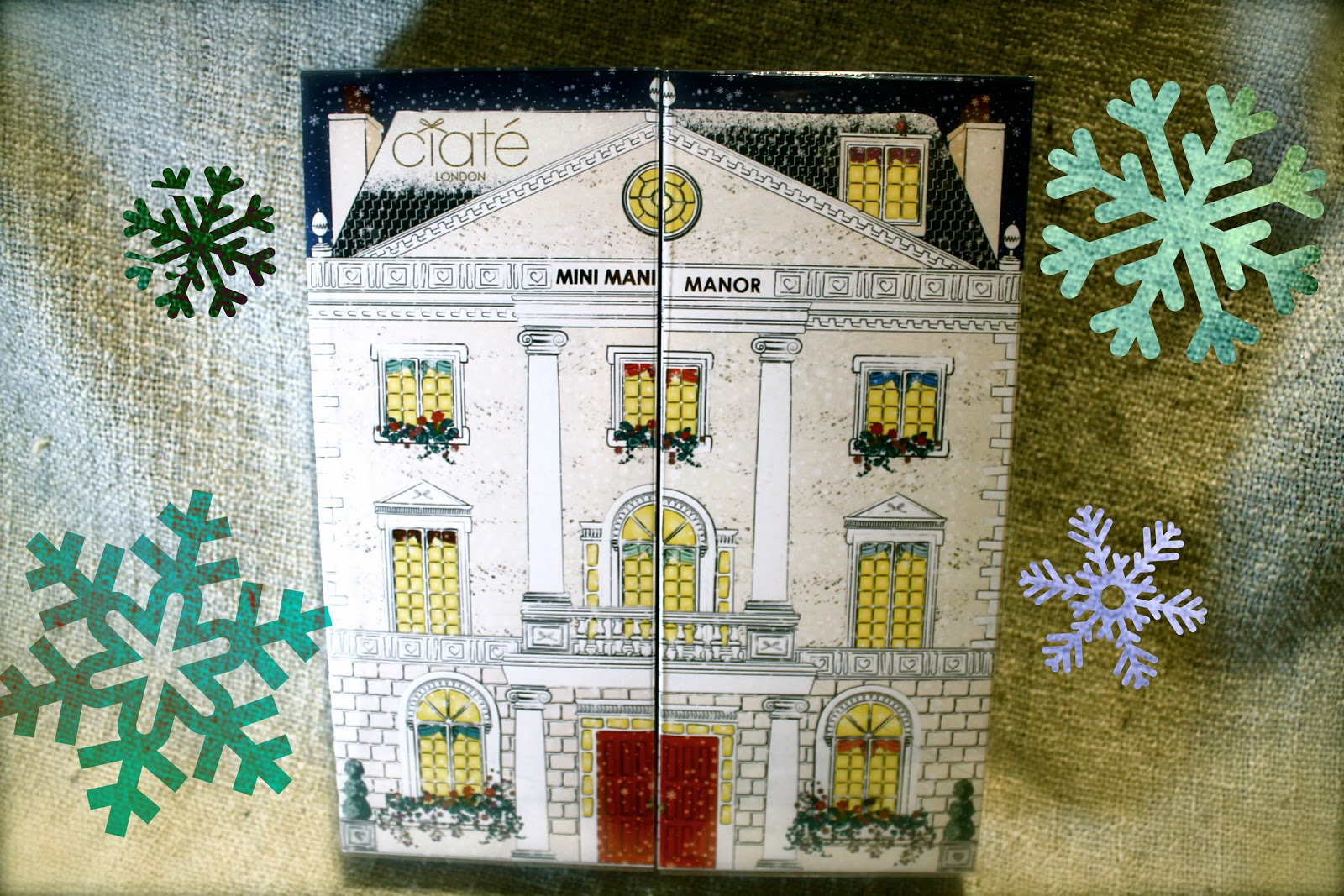 ciate mini mani manor 2014 advent calendar